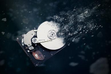 Formatage de disque dur